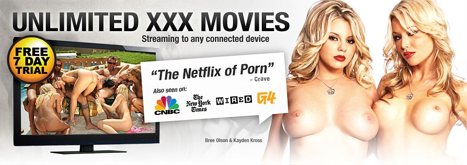 Streaming XXX - The Netflix of Porn ...